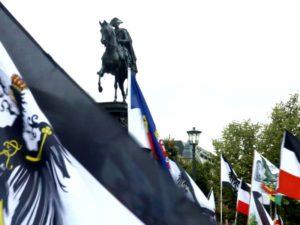 Der schwarze Adler in Berlin